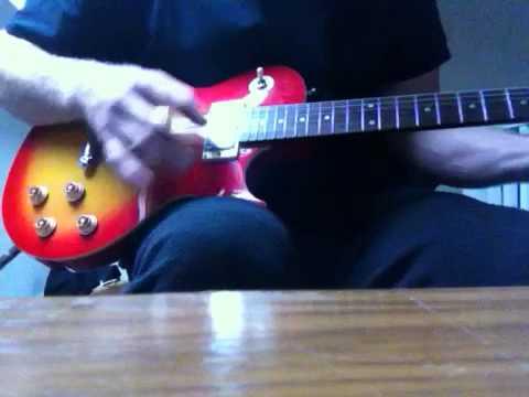 Elvis Presley Blue Moon over Kentucky Guitar cover chord progression learner