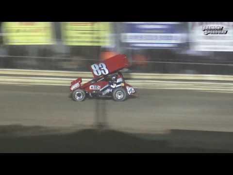 Fremont Speedway 410 Feature - 4/22/17
