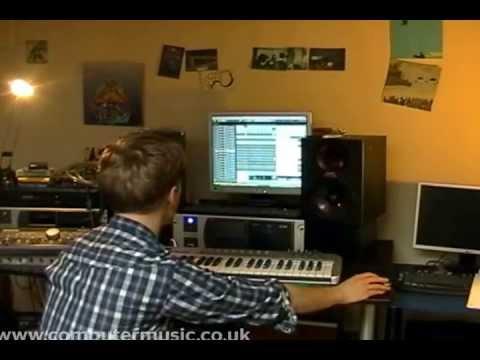 2/4 Sub Focus - How to mix drum & bass - DnB Masterclass 2008
