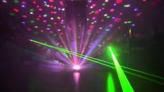 Disco lasery