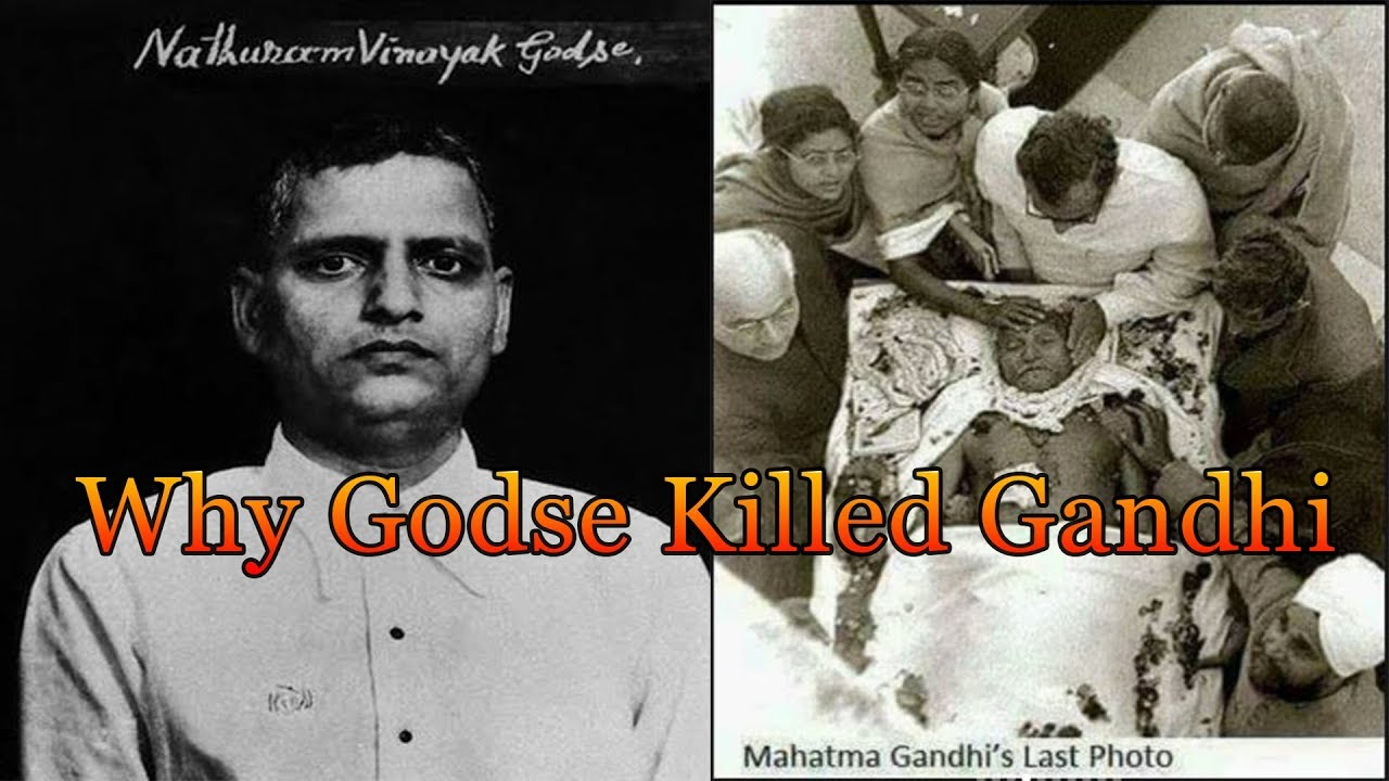 """Why I killed Gandhi""- Nathuram Godse Speech | Brilliant Read |Why And Who Killed Ghandi"