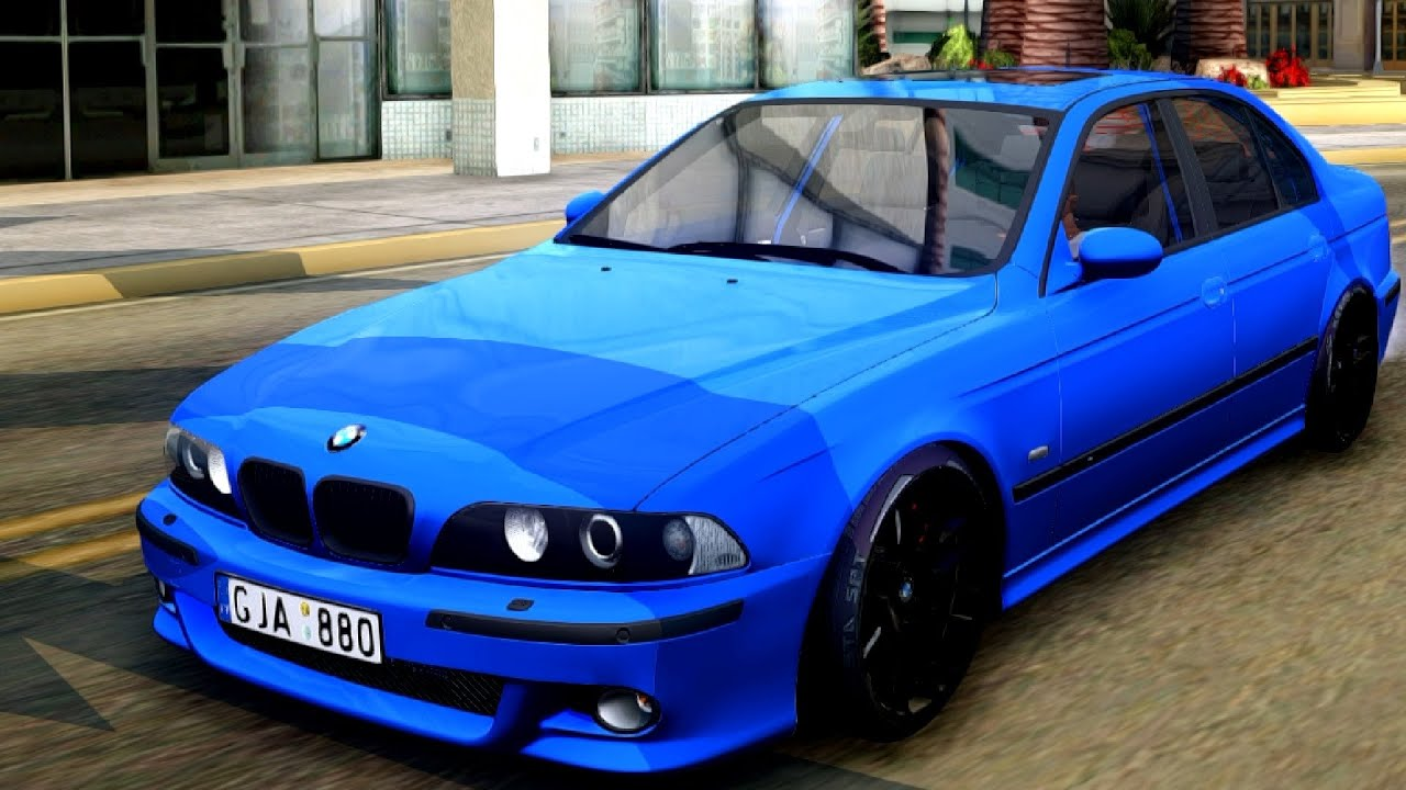Bmw E39 M5 Gta San Andreas Youtube