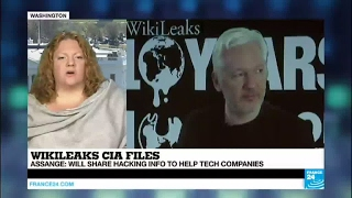 WikiLeaks CIA Files  Molly McKew on links between Trump and Russia