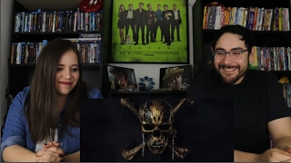 Pirates of the Caribbean DEAD MEN TELL NO TALES - Super Bowl Extended Trailer Reaction