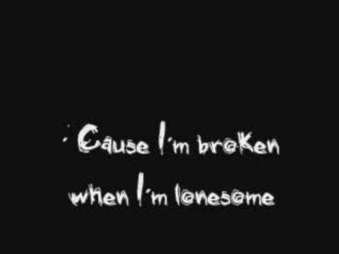 Seether & Amy Lee  Broken Karaoke  Instrumental