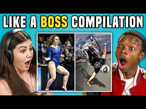 Teens React To Like A Boss Compilation