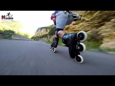 รองเท้าสเก็ต โรลเลอร์เบลด Roller Blade Skate Flying Eagle 008