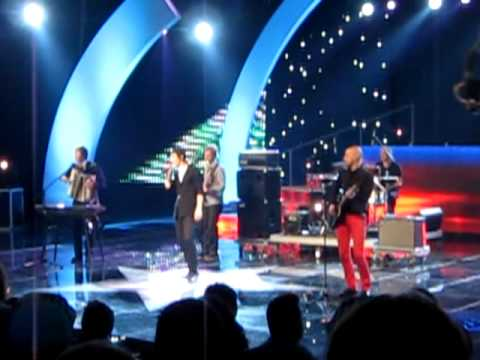 Latvian band Brainstorm at Lithuania's Got Talent (2 of 2)