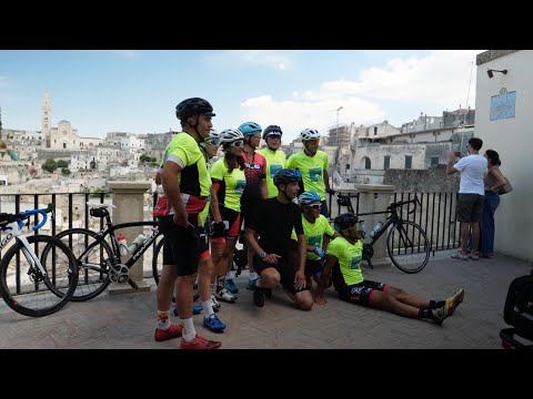 Basilicata Bike - Terza tappa da Accettura a Mater...