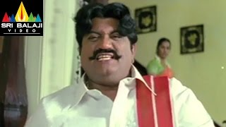 Jayaprakash Reddy Comedy Scenes Back to Back | Volume 1 | Sri Balaji Video