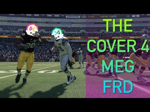 The Best Cover 4, Man Coverage, and Run Defense in Madden 18