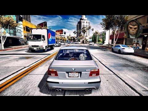 ► GTA 6 Graphics - ✪ REDUX - BMW M5 E39 Gameplay! Ultra Realistic Graphic ENB MOD PC - 1080p 60 FPS