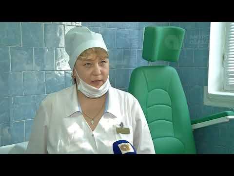 В детских поликлиниках Благовещенска появились новые лор-комбайны