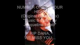 Dana DAWSON - Number one heart (dance mix)