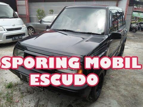Sporing mobil escudo with eryo abadi motor