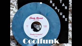E Live  Freaky Creatures (BoogieFunk 2018)