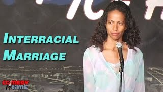 Stand Up Comedy by Gayla Johnson Dean - Interracial Marriage