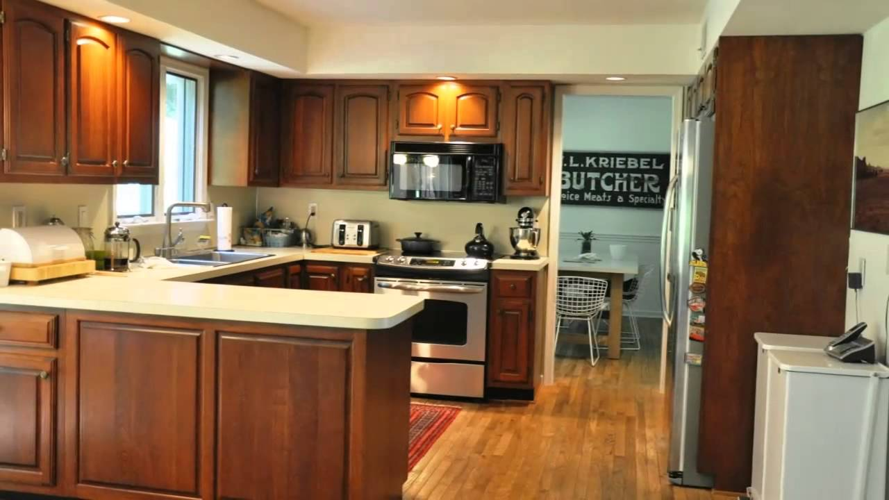 Cocinas en forma de u youtube - 10x10 kitchen designs with island ...