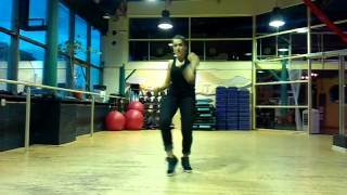 Dancehall choreography / Vybz Kartel - Buss My Gun / CS DS
