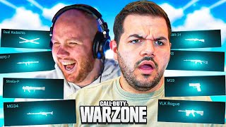Warzone, but TIMTHETATMAN picks my class... *WORST CLASS EVER*