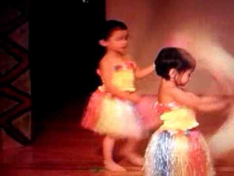 Amos's  Hawaii dance