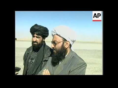 AFGHANISTAN: STANSTED HIJACKING: TALIBAN WARNING