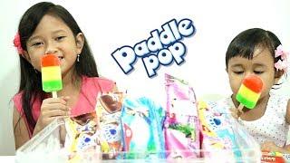 [rasa-rasa] Wkwk Lucu Banget!!! Jessica Jenica Nyobain Es Krim Paddle Pop Rainbow Power