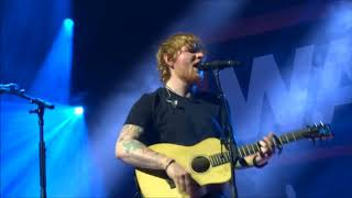 Ed Sheeran - War Child Concert (full set) Indigo at The O2, London 19/02/18