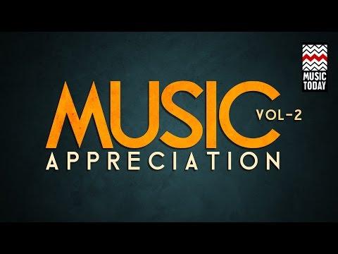 Music Appreciation: Vol 2 | Audio Jukebox | Vocal & Instrumental | Hindustani Classical Music