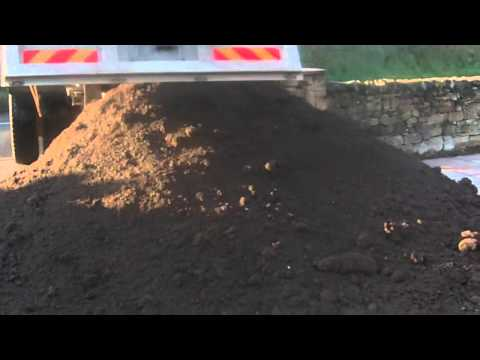 10 Tons of Top Soil