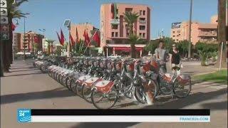 ميدينا بايك .. دراجات هوائية صديقة للبيئة في مراكش