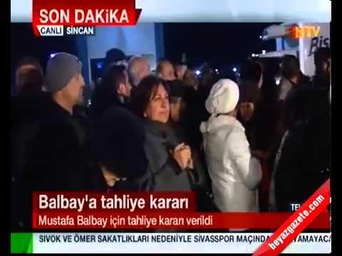 Mustafa Balbay Tahliye Edildi SON DAKİKA!!! 9 Aralık 2013