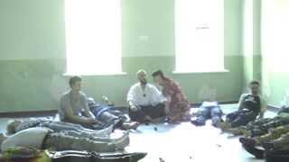 Вольдемар. Меркаба медитация (фрагм.), блок 83 (08.05.2013)