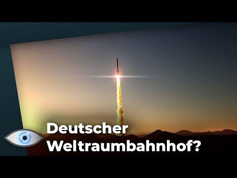 Bekommt Deutschland bald eigenen Weltraumbahnhof?!