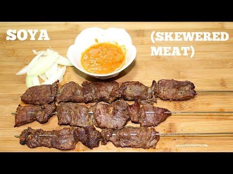Cameroonian Soya - Precious Kitchen - Episode 14