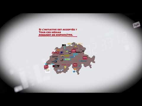 No Billag - L'initiative et ses conséquences en 1 minute par Canal9