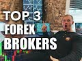 Forex Brokers US: Check Out These 3