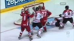 WM 2008 Finale Kanada - Russland 4-5OT alle Tore