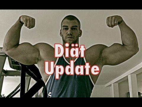 VLOG #138 - Trainingsanpassung, Posing auf Pump & Postworkout Ernährung in der Defi-Phase