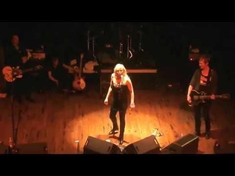 Courtney Love tells me happy birthday 8-2-13 House of Blues Houston