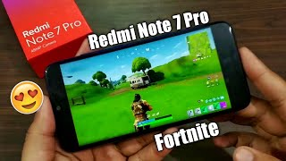 Fortnite for Redmi Note 7 Pro | Fortnite Gameplay on Redmi Note 7 Pro | HOW TO PLAY FORTNITE ON MI