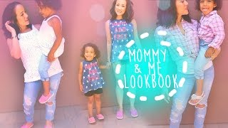 Mommy + Me SPRING and SUMMER FASHION LOOKBOOK 2017 | Dee LaVigne