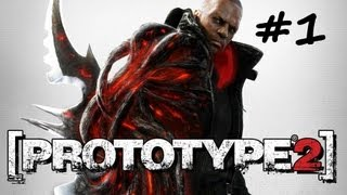 Prototype 2 Detonado - Part 1 - Intro  (PT/BR) PS3/XBOX/PC