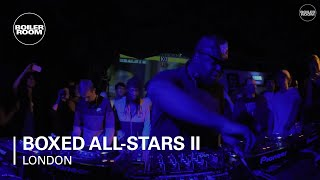 Boxed All-Stars II Boiler Room London DJ Set