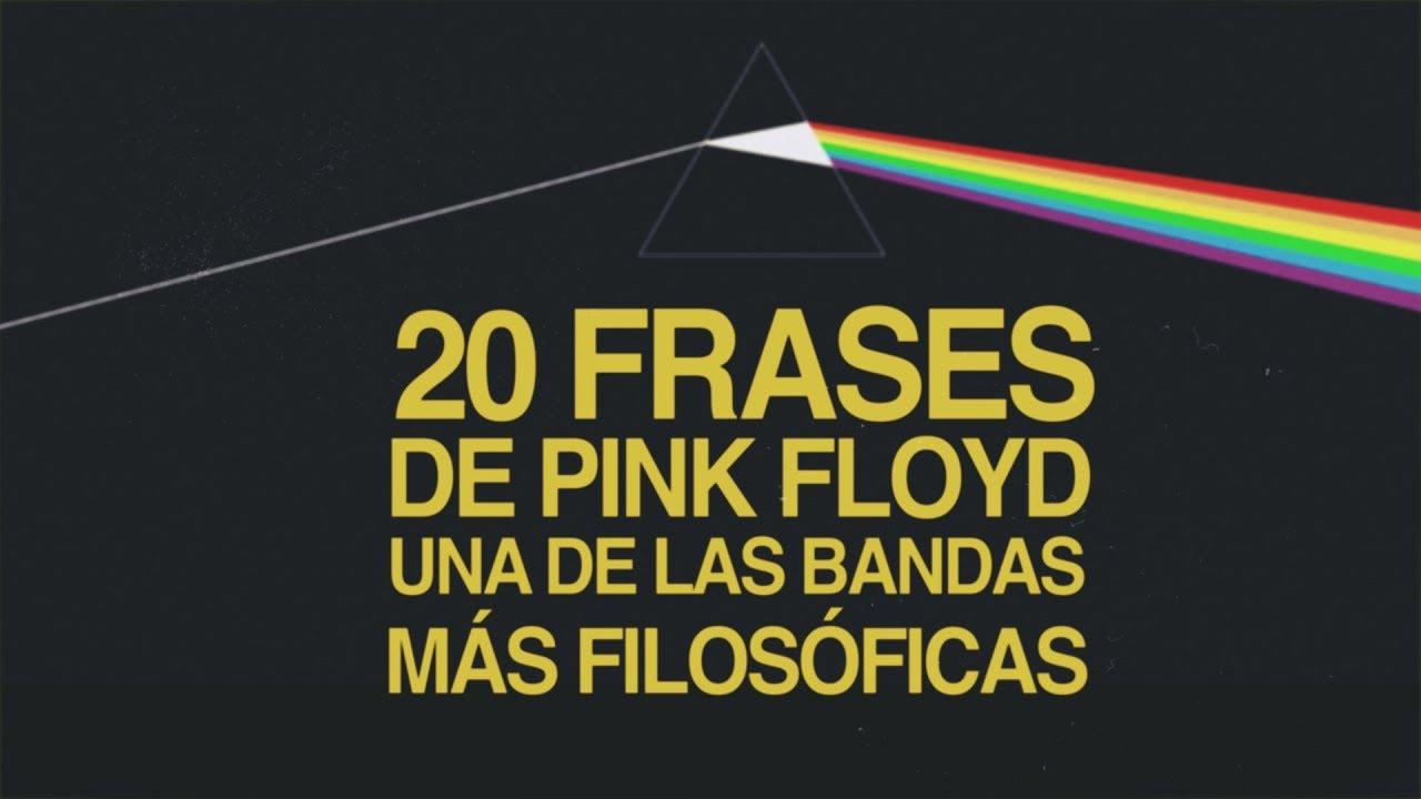 20 Frases De Pink Floyd Una De Las Bandas Más Filosóficas