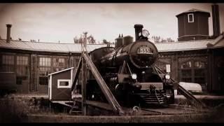 finnish steam locomotives hr1 1021 hv1 555 in karis