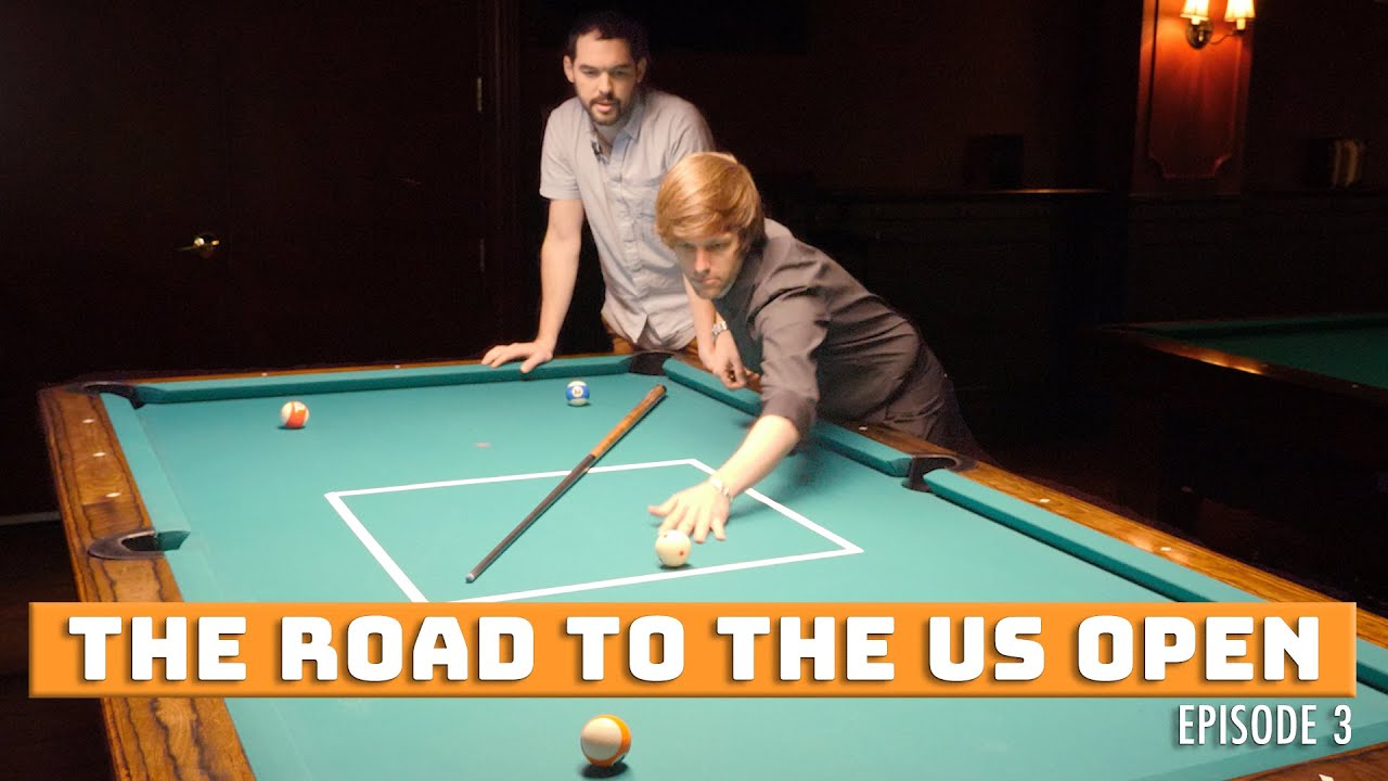 The Best Drill For Improving At Pool | The Road To The US Open