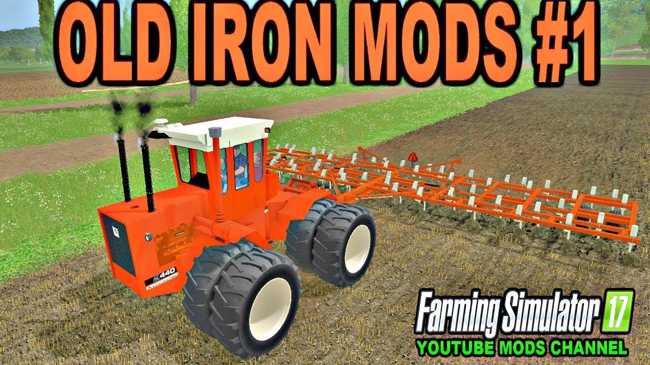 FS17 ALLIS CHALMERS 400 V1 0 - Farming simulator 19 / 17