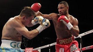 Legendary Boxing Highlights: Golovkin vs Brook
