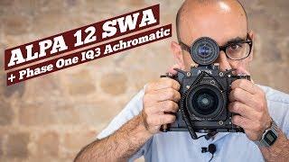 Un equipo de 100 MP y más de 50.000 € para fotografía en blanco y negro